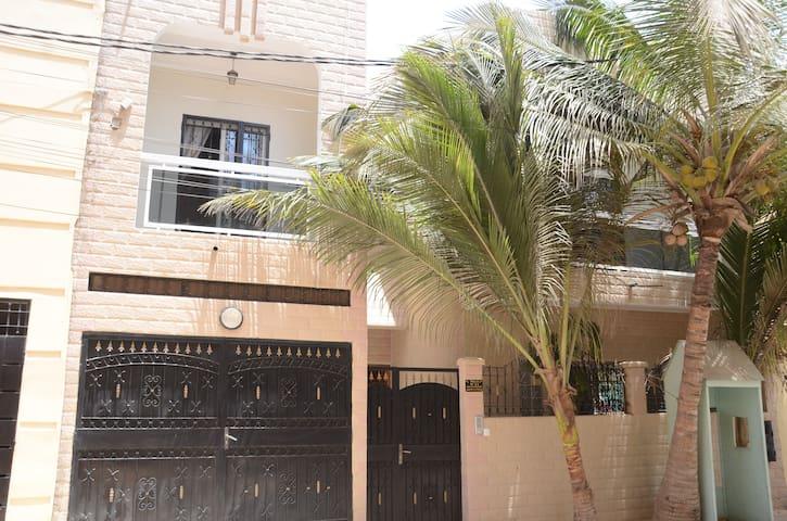 Villa la Palmeraie Dakar