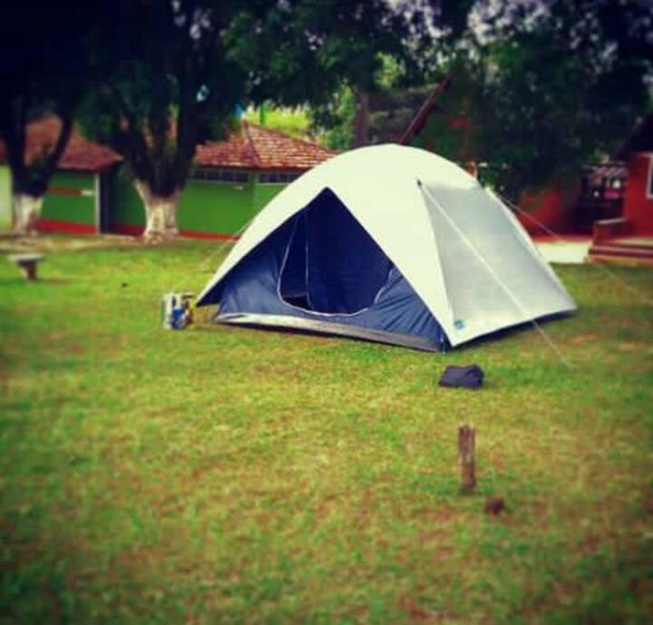 Acampamento Ecológico YogaMeditação @tenda_daa_lua
