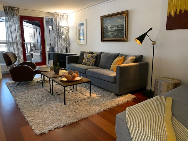 Chic Apartment in the Center of Oslo, Aker Brygge