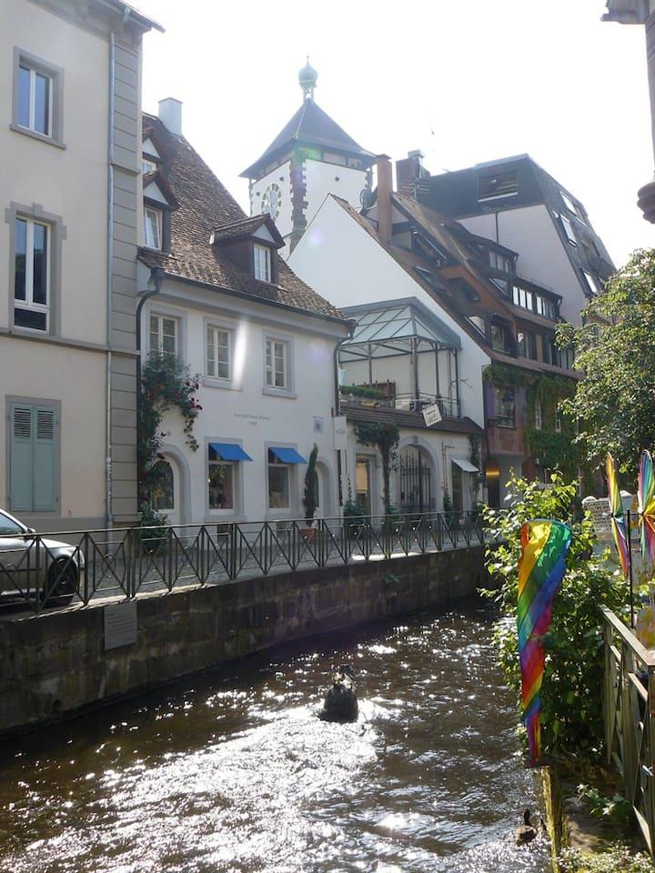 Ferienwohnung Freiburg Altstadt