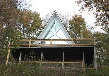 New!  Chestnut Ridge Chalet - Meadows of Dan - 牧人小屋