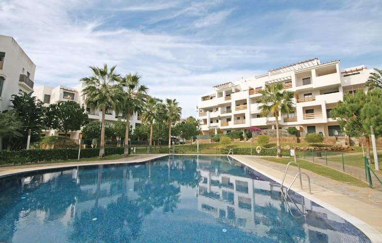 Holiday apartment with 3 bedrooms on 75m² in La Cala de Mijas