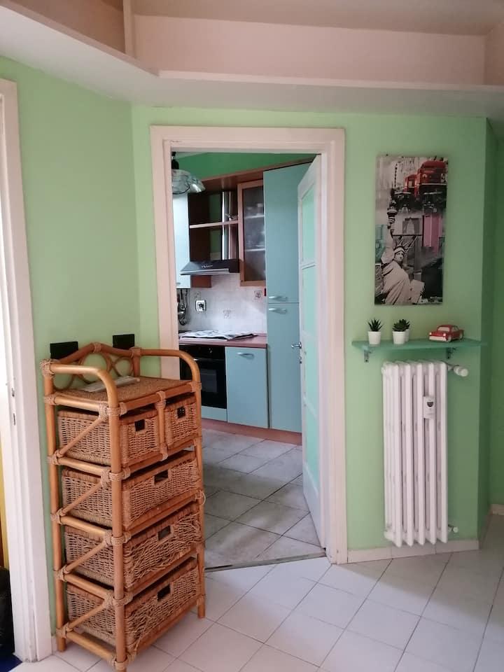 Barbara's apartment