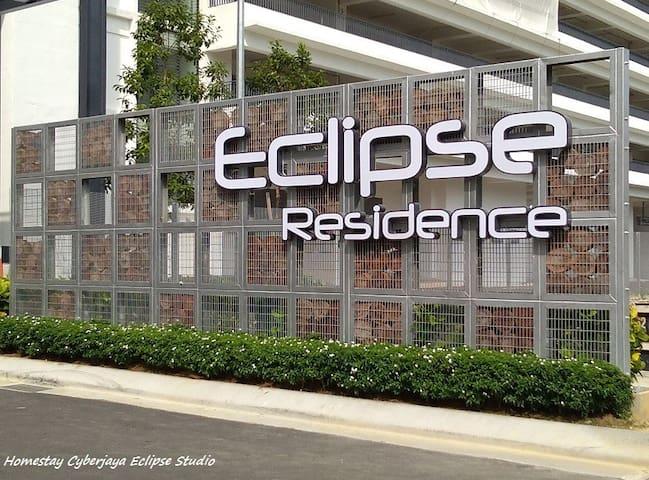 Studio Express (4 pax) @Eclipse Cyberjaya