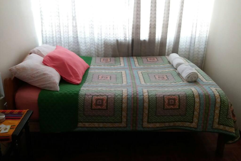 Habitación Matrimonial  Matrimonial Room S/ 60