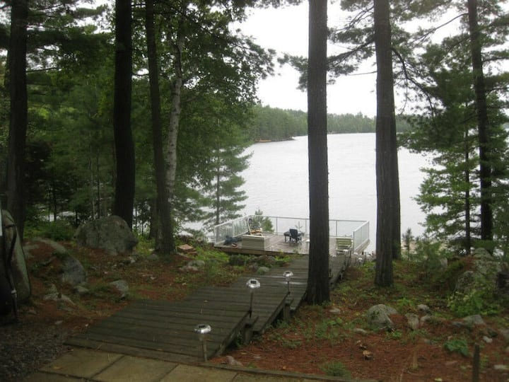 Lac Kipawa Cottage for Rent
