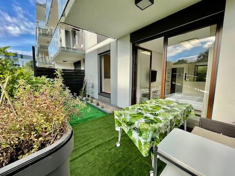 Wilanów Luxury Apartment