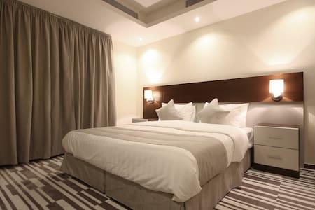 One bedroom suite at Paradise Hotel Suites - Riyadh