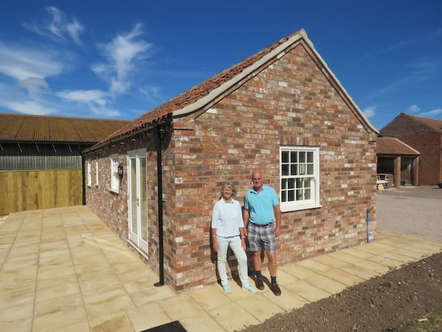 Bainvalley Cottages - The Shamba from Tanzania - Horncastle - Hus