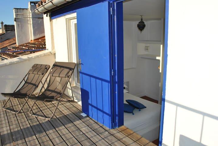Boutique-Hôtel Le Ryad  Chambre Double Terrasse