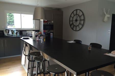 Ma Maison entre Nantes & Clisson... - La Haie-Fouassière - Huis