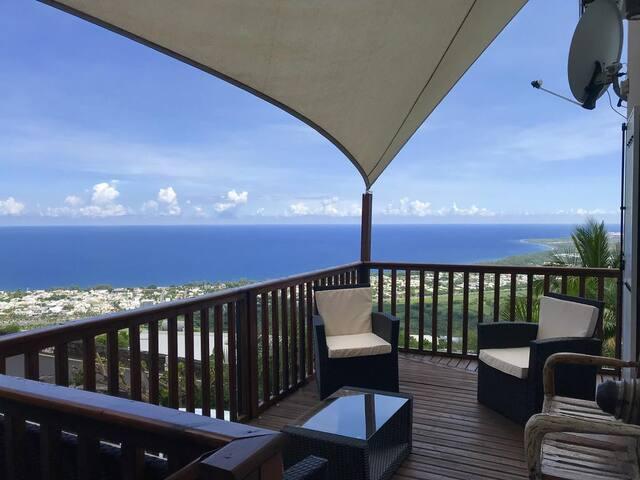 Villa Panorama Océan Indien