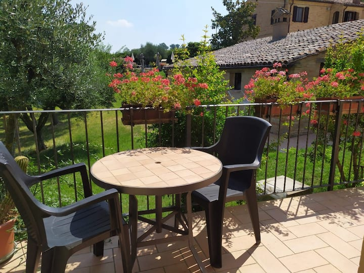 Country House tra le colline marchigiane
