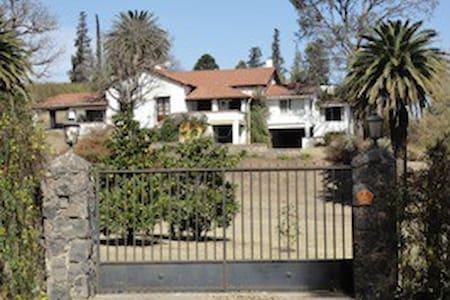 Casona Alquiler- Frente al Golf VA - Villa Allende - House