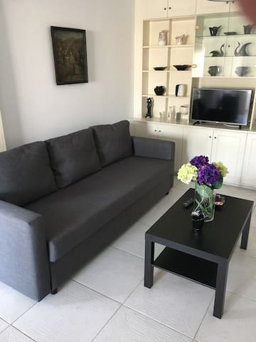 Clean and cosi apartment close to the city center - Strovolos - Apartamento