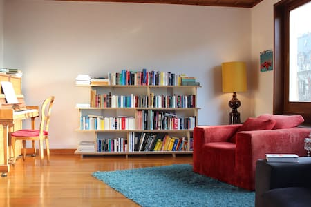 Cosy central apartment - Bern - Byt