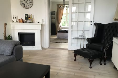 Beautiful and cozy apartment centrally located - Frederiksberg - Apartment