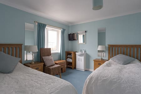 B&B, Twin Room, Kyleakin, Skye - Isle of Skye - Bed & Breakfast