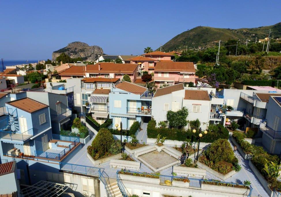 vista completa del residence