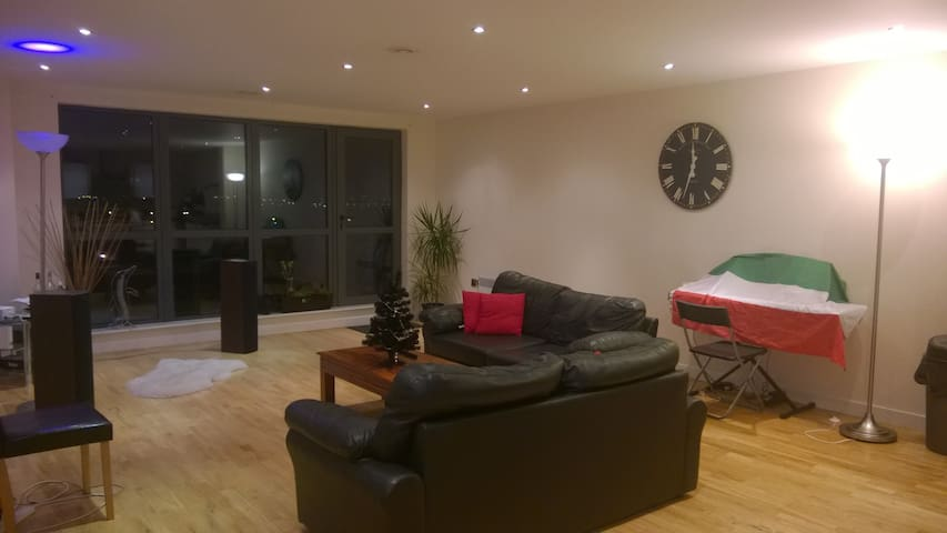 Outstanding penthouse city centre - Liverpool - Apartment