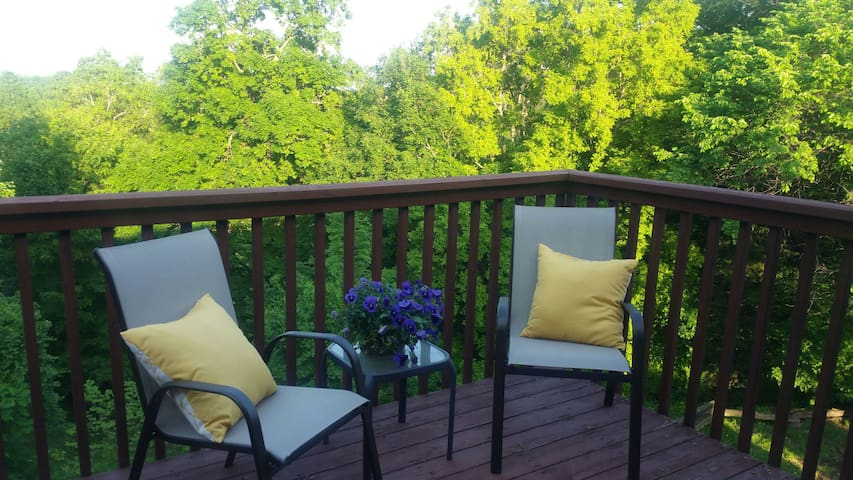 2 Room Suite 850sqft & Private Deck - Watertown