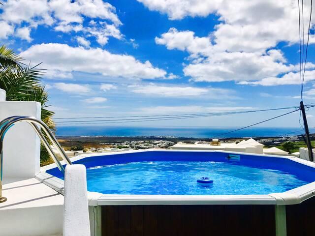 Fabulous sea view villa