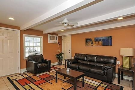 Beach Suite (2R) Second Floor - Seaside Heights - Vila