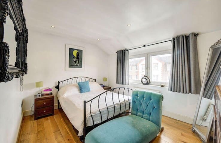 Lovely Double room - 3 mins to station