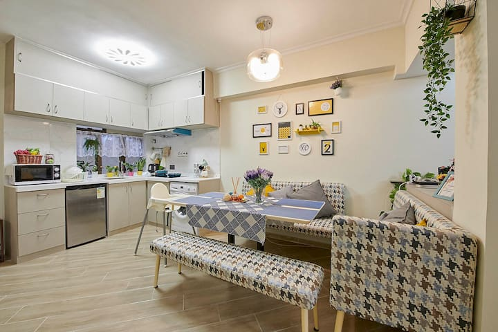 ❤3BR with lift❤Max12ppl❤Perfectforfamily 2mins-MTR