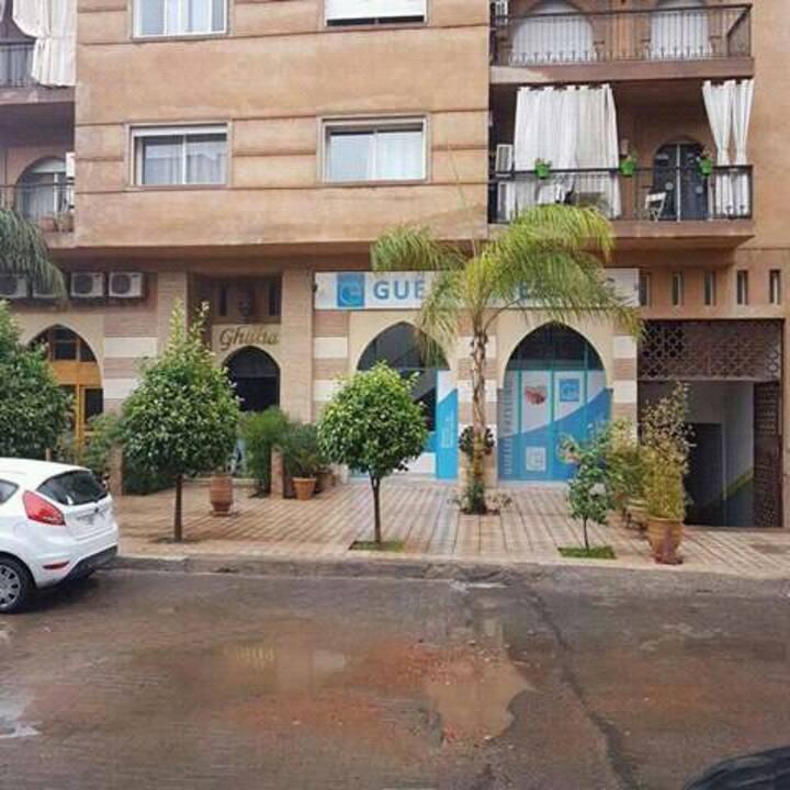 Appartement new a Marrakech