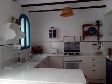 Rustic Charm in Spanish Mountains, Costa Blanca