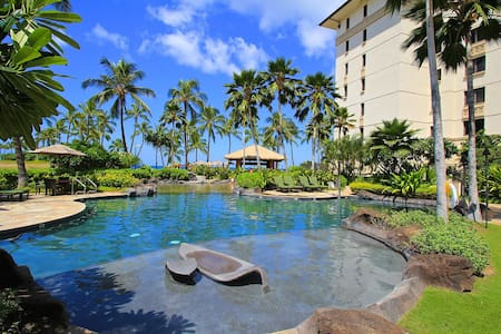 Beautiful 2 Bedroom, 2 Bath Beach-Front Resort Style Condo - Kapolei - Osakehuoneisto
