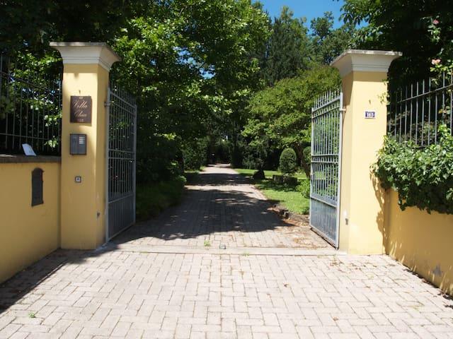 Villa Ghia - Antica Residenza -Stanza Maria Giulia