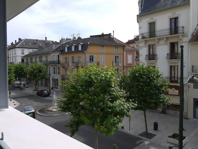 Studio curistes ou étudiant(e) en centre ville -S5 - Aix-les-Bains - Apartemen