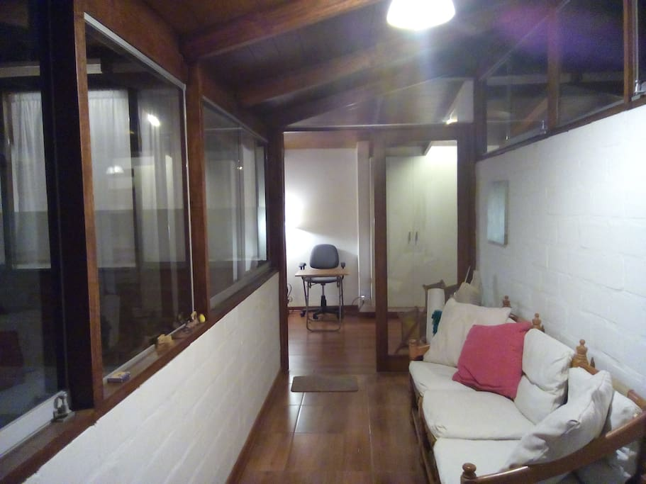 Private hall studio