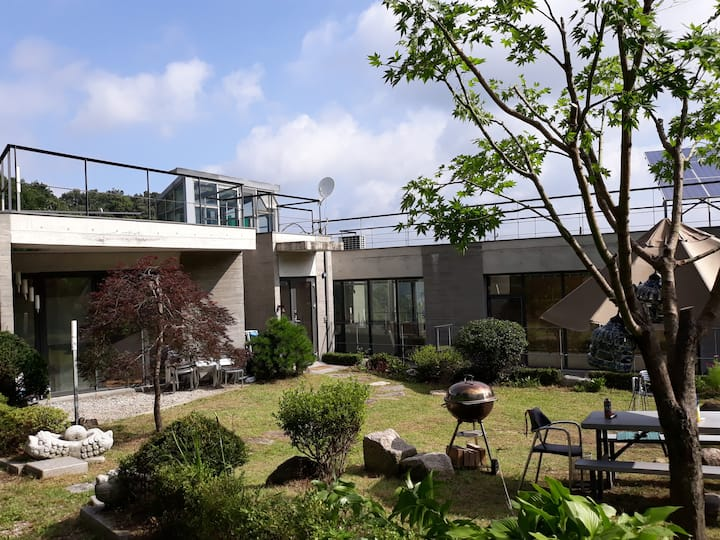 Sang ah jae-Architect's home
