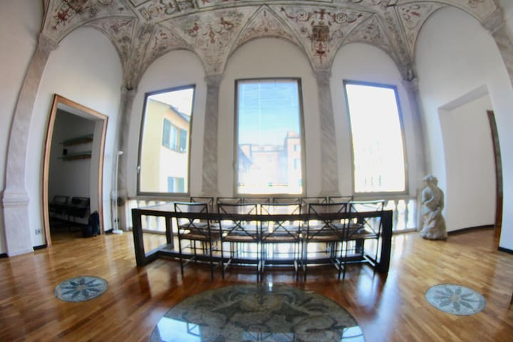 Splendido Appartamento del 500 nel cuore di Genova - Genova - Lakás