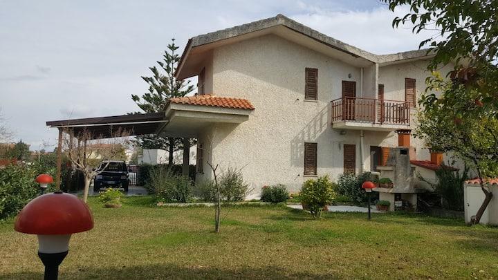 Villa Vittoria Sellia Marina