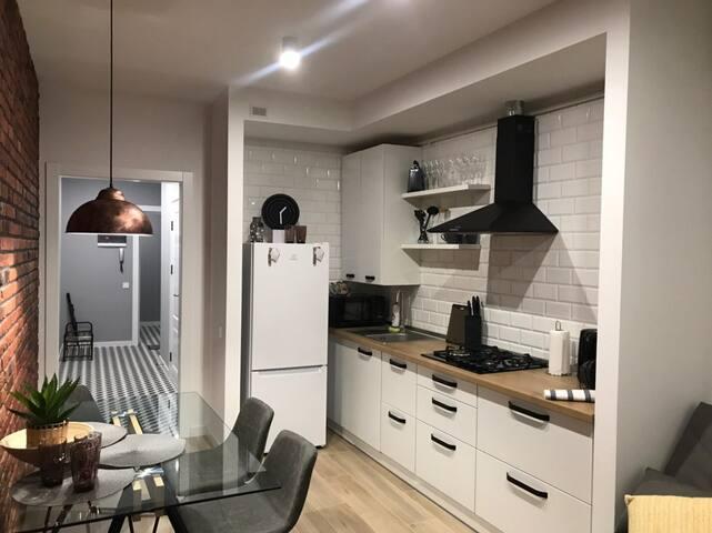N17/16 Kostjukowski Apartments