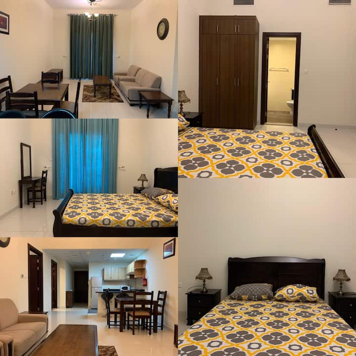 Furnished one bedroom with Pool & Health Club