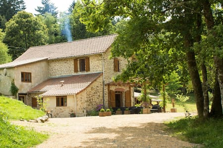 Guest House and Dining in the Limousin Forest - Saint-Léger-la-Montagne - 宾馆