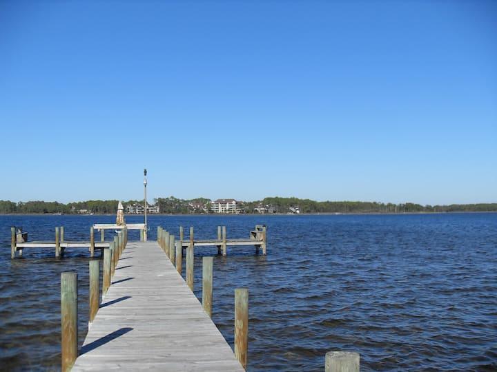 Rosemary Beach, 3 miles,  $1200 mo.