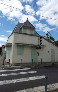 Petite maison de ville - 생드니(Saint-Denis) - 단독주택