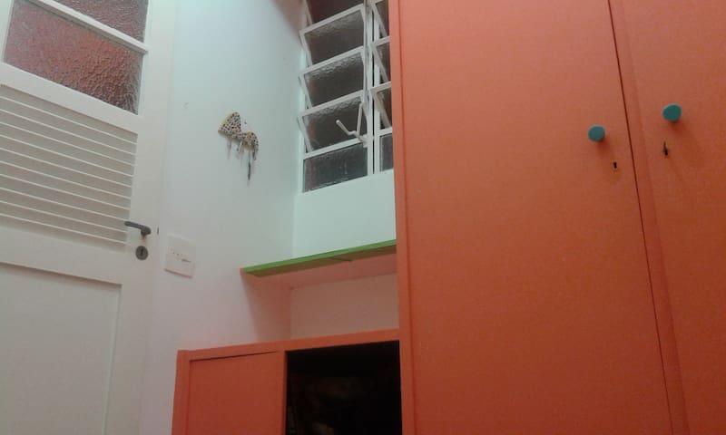 Quartinho aconchegante em Laranjeiras - Rio de Janeiro - Lägenhet