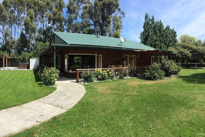 Te Waihora Lodge, Lake Ellesmere, Christchurch - Leeston - Casa