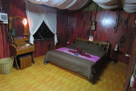 Rai Na Home Stay ไร่นาโฮมสเตย์(Waterfront house)