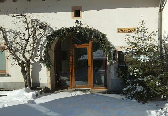 Gîte montagnard dans ancienne ferme - Le Tholy - Haus