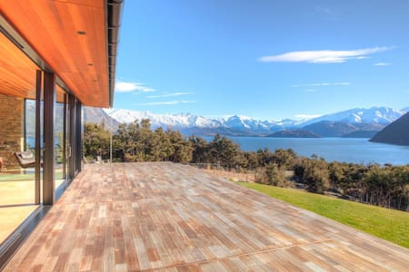 Aurum Wanaka Retreat Luxury B&B - 瓦纳卡(Wanaka) - 住宿加早餐