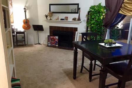 Arlington Apartment near Cowboys Stadium - Byt