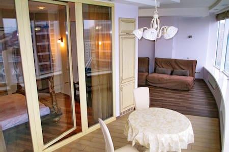 Шикарные апартаменты в Мост Сити - Dnipropetrovs'k